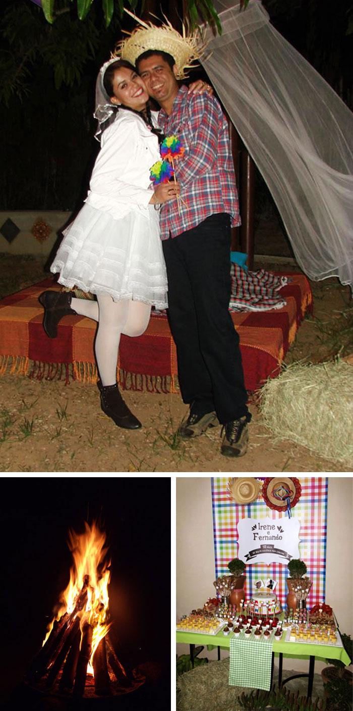 Noiva caipira