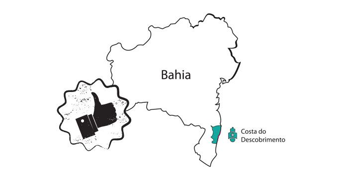 Mapa-CostaDescobrimento
