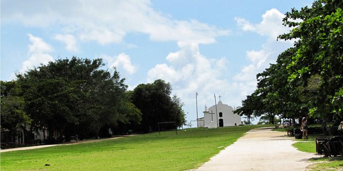 Quadrado - Lugar mais romântico da Bahia